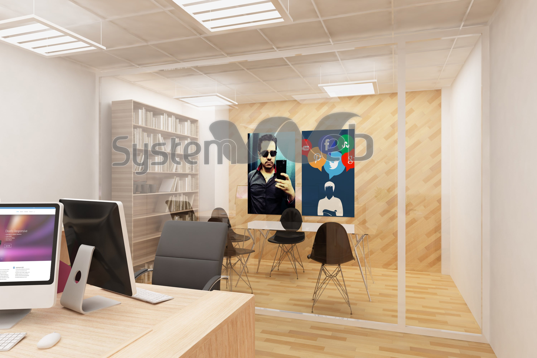 Sala de juntas System Web